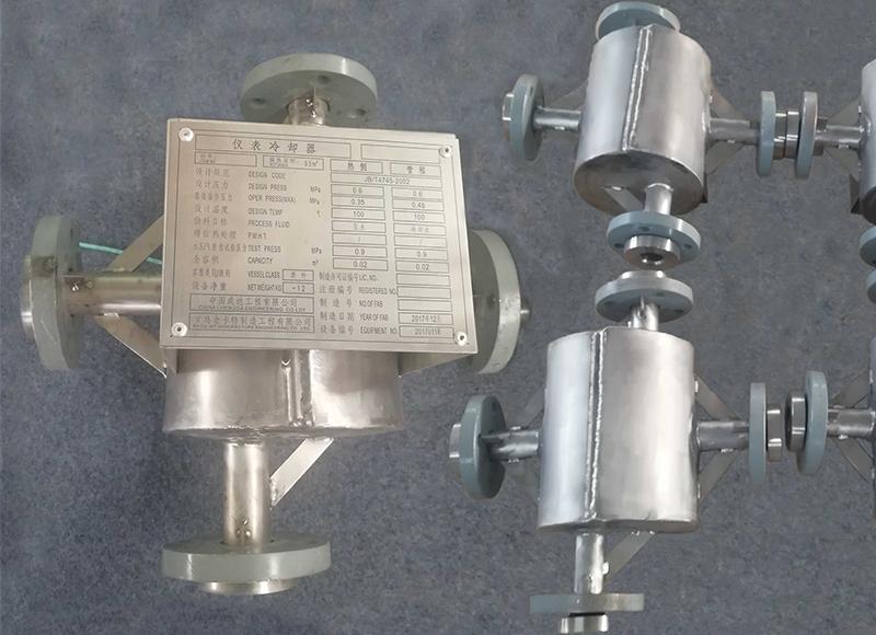 点击chakan详细信息<br>标题:螺旋板shi换热器(TA2) 阅读次数:321